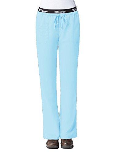 sky blue scrubs - 7