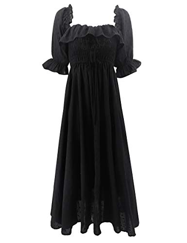 vintage cotton dresses - 3