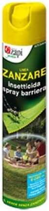 Zapi Insecticida Mosquitos Barrera Spray 500 Ml