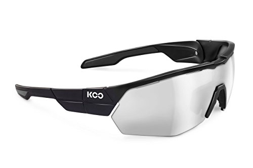 Kask Koo Open Cube Cycling Sunglasses, Black, ()