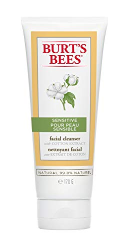 Burt's Bees Face Cleanser for Sensitive Skin – 6 Ounces