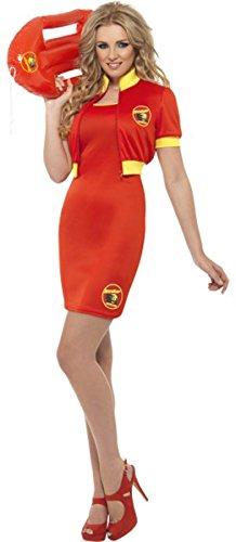 [Baywatch Beach Lifeguard Costume Small] (Baywatch Costume Ebay)