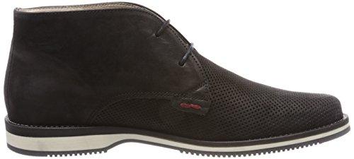 Men Black Chukka David 2 nero Boots Nobrand 30 qCXAInwX