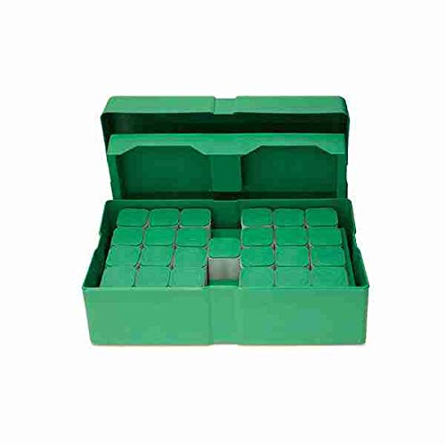 US Mint Silver Eagle Green Monster Box w/ 25 Coin Tubes (No Coins)