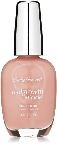 Sally Hansen Nail Growth Miracle, Nurturing Natural, 0.45 Fluid Ounce