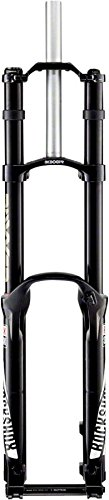 (RockShox Boxxer World Cup Solo Air 200 27.5-Inch Maxle DH Black Charger DH RC Aluminum Steerer, 1 1/8-Inch B1)
