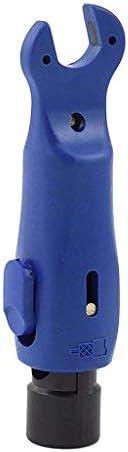 同軸ケーブルストリッパーの同軸ケーブルの組み合わせのためのプライヤーツール圧着プライヤー