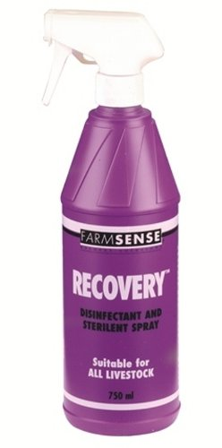 Farmsense - Recovery Pathogen Livestock Spray x Size: 750 Ml Smiths Health Ltd