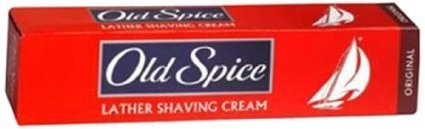 Old Spice Shave Cream - 70 g (Original) - Pack of 2