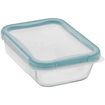 Snapware 2-Cup Total Solution Rectangle Food Storage Container, Glass