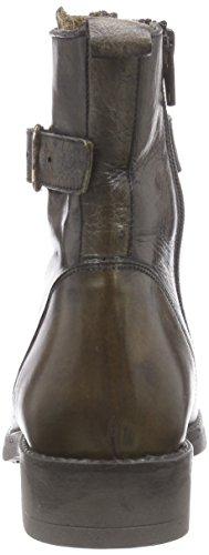 Inuovo JOHANSSON - botas de cuero mujer Marrón (Visone)