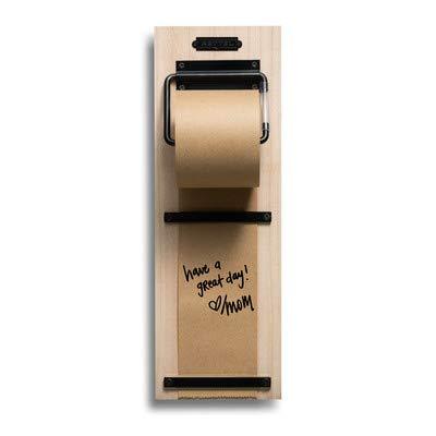 Roller Kraft Paper Note Roller Cute Wall Decor - 1Kraft Paper Roll Included ()