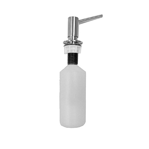 Jaclo 6028-PCH Contempo Soap/Lotion Dispenser, Polished Chrome ()