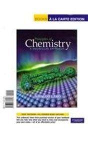 Principles of Chemistry: A Molecular Approach, Books a la Carte Plus MasteringChemistry