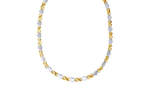 Gold Stampato Necklace - 5