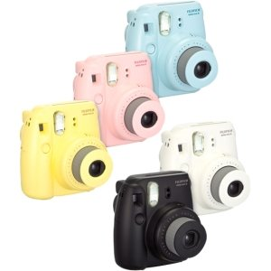 Price comparison product image instax mini 8 Instant Camera-Yellow Electronic Computer