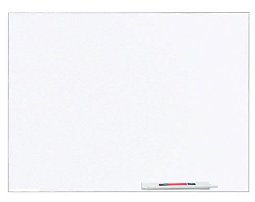 60''w x 48''h  Tactics Plus® Magnetic Porcelain Writing Surface by Peter Pepper