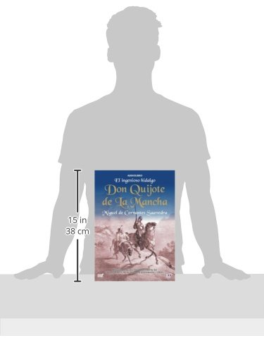 El Ingenioso Hidalgo Don Quijote De La Mancha (Spanish Edition) by Yoyo Music USA