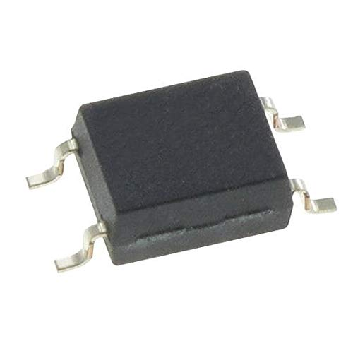Transistor Output Optocouplers Photocoupler DC Input 70V 50mA, Pack of 100 (TPC816S1C RAG)