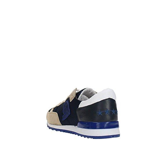 Invicta Unisex-adult Bicolor Lo Top Beige / Blauw