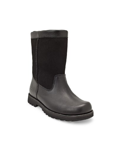 UGG Australia Youth Riverton Boot in Black/Black 11 US by UGG