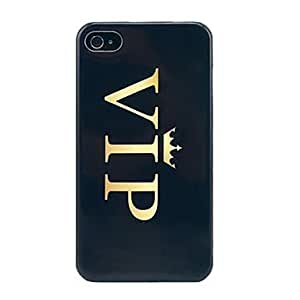 iphone covers Crown Vip Glossy Hard Back Case for Iphone 5c