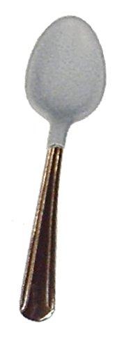 (Kinsman Enterprises 10501 Plastisol Coated Teaspoon)