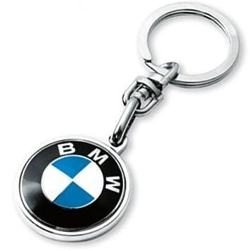 BMW de auténtico Metal llavero (80230444663) Logo: Amazon.es ...