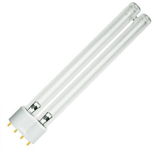 Pro Lights Replacement Lamp for Tetra Pond 19528 - Tetra 18 watt UV Lamp for Tetra UV2 & BP2500 & BP4000
