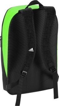 adidas Fussball Tasche ACE BP 17.2 Unisex - BLACK/SGREEN/WHITE