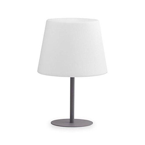 Amazon.com: Mesita de noche lámpara de mesa auxiliar ...