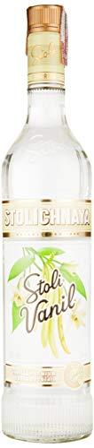 Vodka Stolichnaya, Baunilha, 750ml