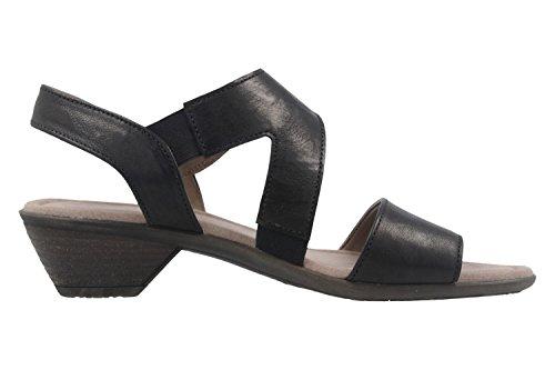 Gabor 64545-57 - Sandalias de vestir para mujer negro