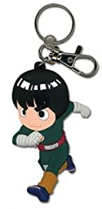 Naruto: Chibi Rock Lee Running PVC Key Chain