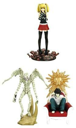 death note l figure - 5