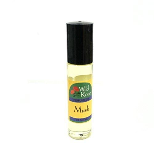 Musk Wild Rose Perfume Oil