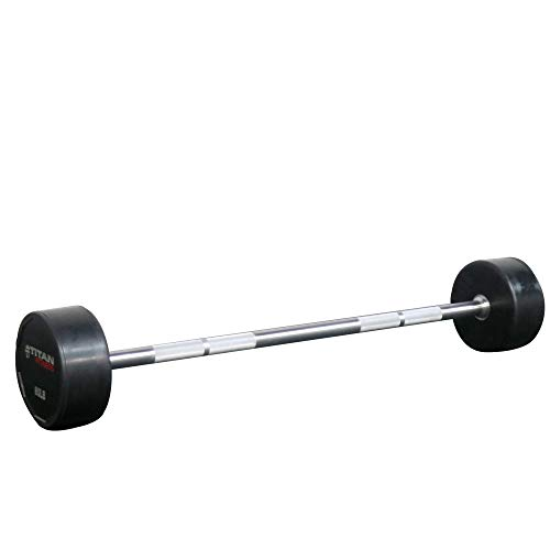 Fixed weight curl bar