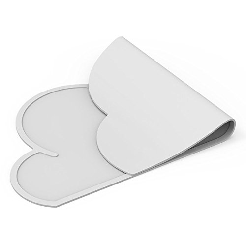 Joyoldelf Silicone Placemat Resistant Portable