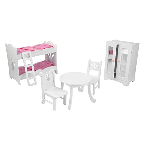 KidKraft 3 Pc Doll Furniture Set