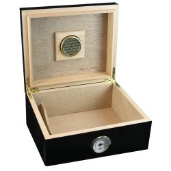 Sarge (SARWH-103) Black UV Finish Humidor by Sarge