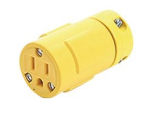 Woodhead Super Safeway Connector Industrial Straight product image