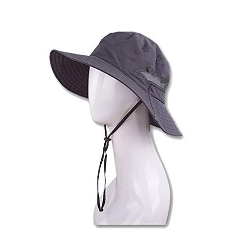 ZHAO YELONG Sombrero De Sol De Verano para Hombres Sombrero De Pescador Al  Aire Libre Gorra 4e7c52335ef