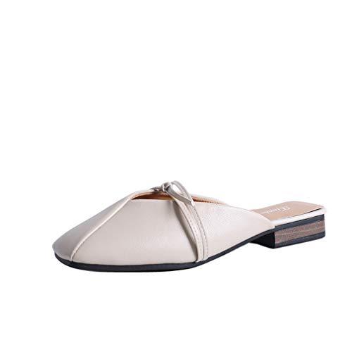Chaussures pour Femmes De YUCH Mi Plates Plage gqTTx4