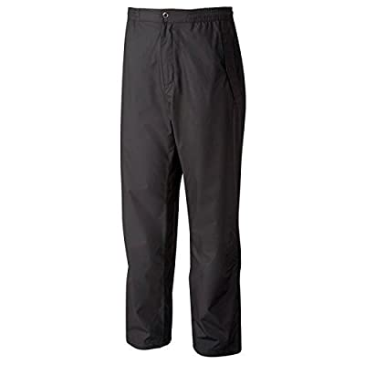 Calvin Klein Mens Waterproof Trousers (Small Waist 28-30 UK / Long Leg)