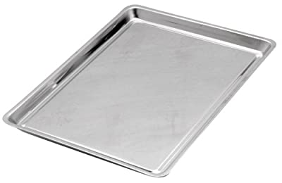 "Norpro Stainless Steel 10X15"" Jelly Roll Baking Pan Cookie Sheet Stainless Steel"