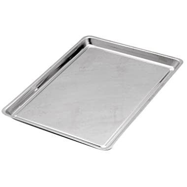 Norpro Stainless Steel 10X15  Jelly Roll Baking Pan Cookie Sheet Stainless Steel