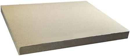 Pizzastein für den Backofen 400x300x30mm