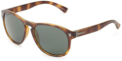 (VonZipper Thurston Round Sunglasses,Tortoise Satin,One Size)