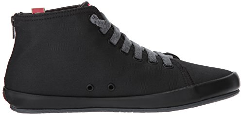 Hoops Femme Hautes 001 Camper Noir Baskets Black 14gOHxC