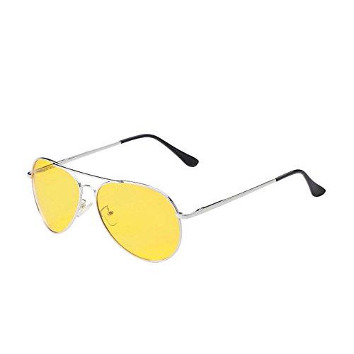 Visión Conducción 3 Sol para polarizadas DT de de Espejo Gafas Gafas 3 Color Gafas Hombres de Gafas Nocturna qnYwEpxw6f